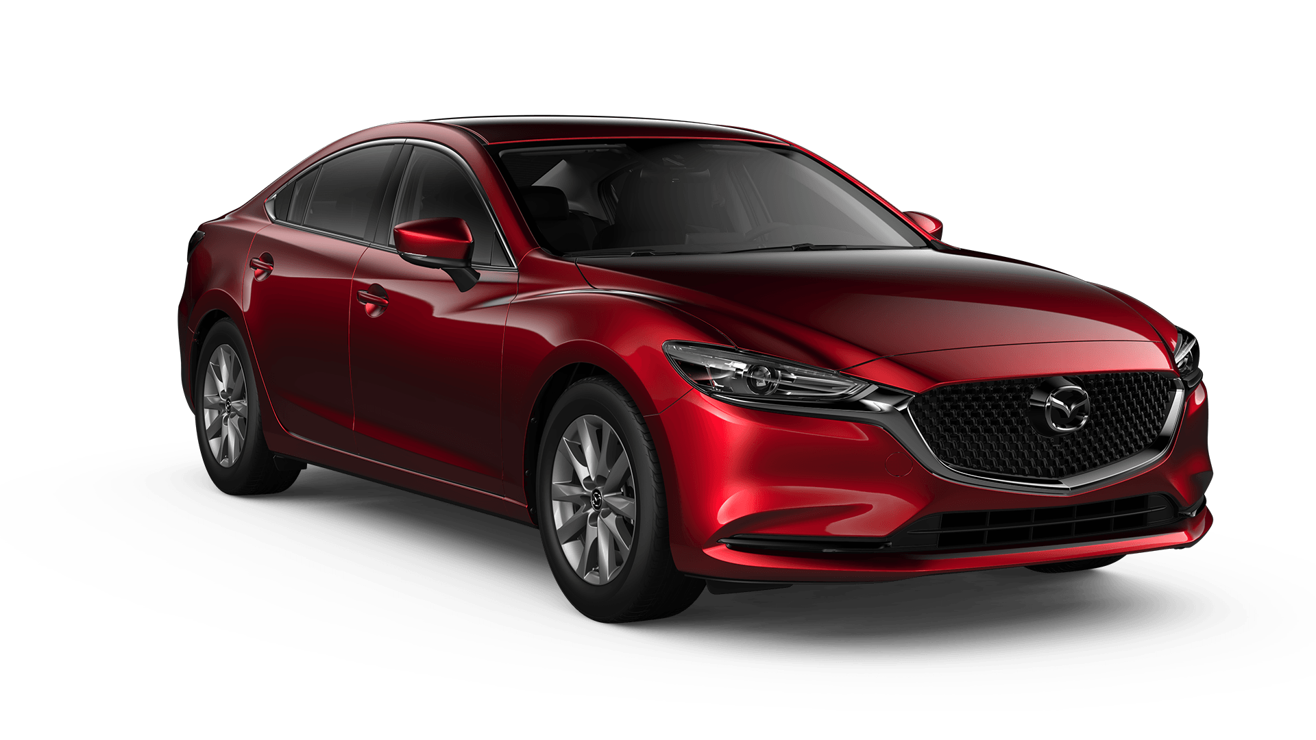 6-SPEED AUTOMATIC TRANSMISSION 2021 MAZDA6 GS